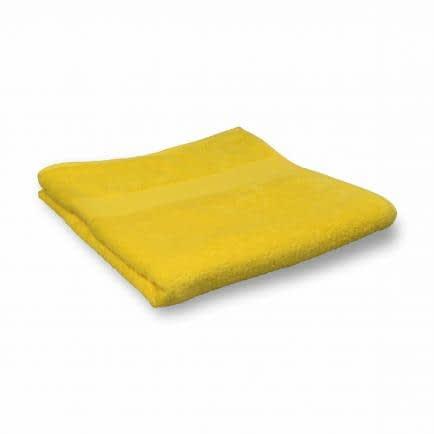"""Фото -Полотенце махровое Home Line """"Life style super"""" (желтое ), 70х140см 97320"""