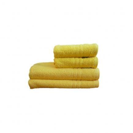 Фото -Рушник махровий Home Line (жовтий), 50х90см 81328