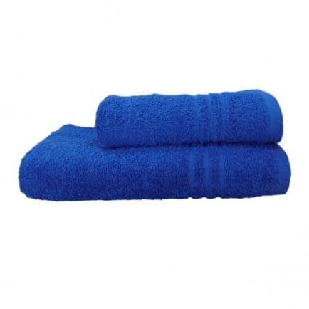 Фото -Рушник махровий Home Line (синій), 40х80см 80539