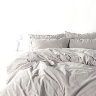 """Семейный комплект постельного белья Limasso """"Natural cream"""" (кремовый) 160647"""